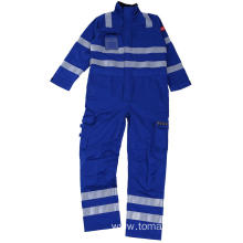 High Performance Fr Workwear Coveralls for Men